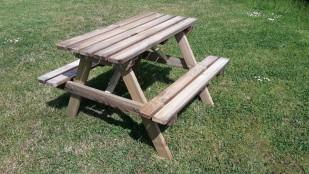Picknicktisch Kinder Holz